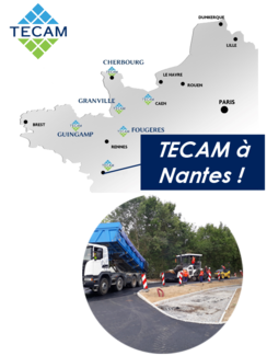 Implantation Nantes
